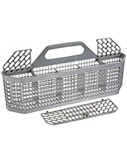 VeliHome Universal Dishwasher Cutlery Basket, WD28X10128 Dishwasher Silverware Basket, Kitchen Aid Assembly for Home House Tools