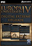 Europa Universalis IV: Digital Extreme Edition Upgrade Pack [Online Game Code]