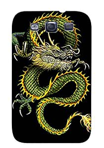 For Galaxy S3 Tpu Phone Case Cover(cellular Comic Collage)