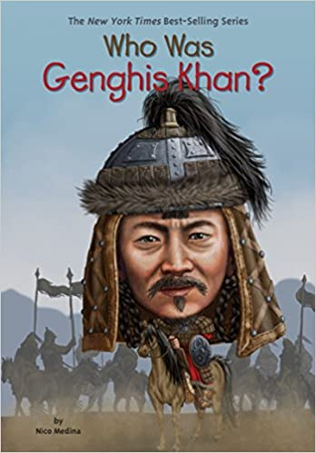 Ebooks Who Was Genghis Khan? Descargar Epub