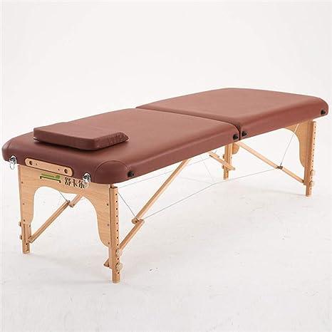 Custodia Per Lettino Da Massaggio.Lettino Da Massaggio In Legno Comodo E Pieghevole Di Larghezza