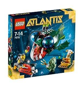 LEGO Atlantis 7978 - Ataque al Pescador (ref. 4584112)