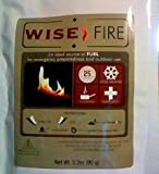 Wise Company Fire Starter - 15 Waterproof Pouches