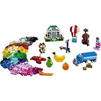 LEGO Classic Creative Building Box Set 10704: Toys & Games