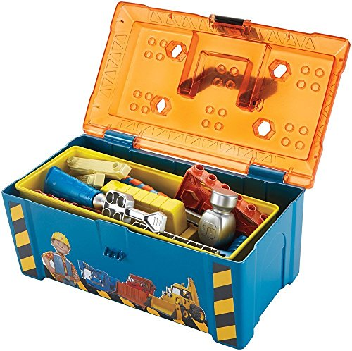 Bob The Builder Costume For Adults (Kids Playtime Fun Bob the Builder Build & Saw Toolbox by Fisher-Price)