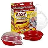 Amazon.com: Nordic Ware Microwave Eggs 'n Muffin Breakfast