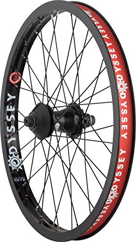 Freecoaster Wheel Rear 9T LHD Black (Odyssey Clutch)