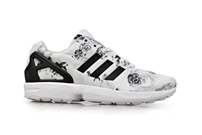 Adidas Zx Flux Women's Black And White