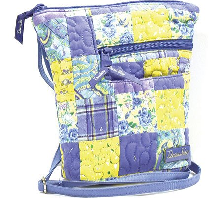donna-sharp-penny-bag-quilted-lemon-drop