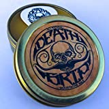 Death Grip Moustache Wax, All-Natural, 1