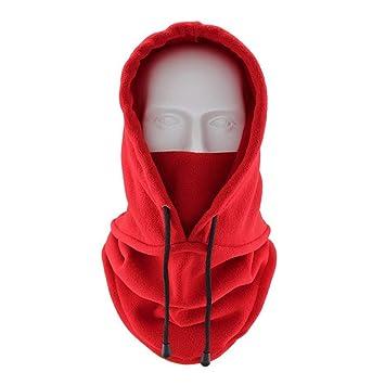 Winter windproof caps riding caps windproof caps outdoor sports bibs  cold-proof thickening hood fleece b439fe6c997e