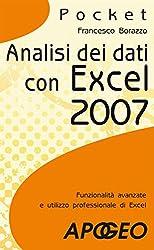 Analisi dei dati con Excel 2007 (Pocket)
