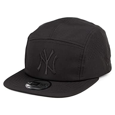 New Era Gorra 5 Paneles MLB Light Weight Camper NY Yankees Negro ...