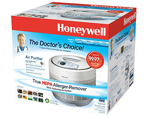 090271501504 - Honeywell 50150-N Pure HEPA Round Air Purifier, 225 sq. ft. carousel main 1