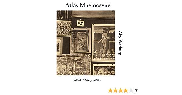 Atlas Mnemosyne (Arte y Estética): Amazon.es: Warburg, Aby, Chamorro Mielke, Joaquín: Libros