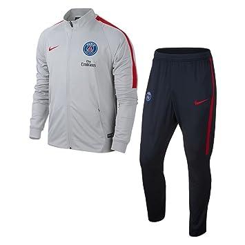 bf6f5bc7cae1 Nike PSG M NK Dry SQD TRK Suit K Tracksuit París Saint-Germain FC ...