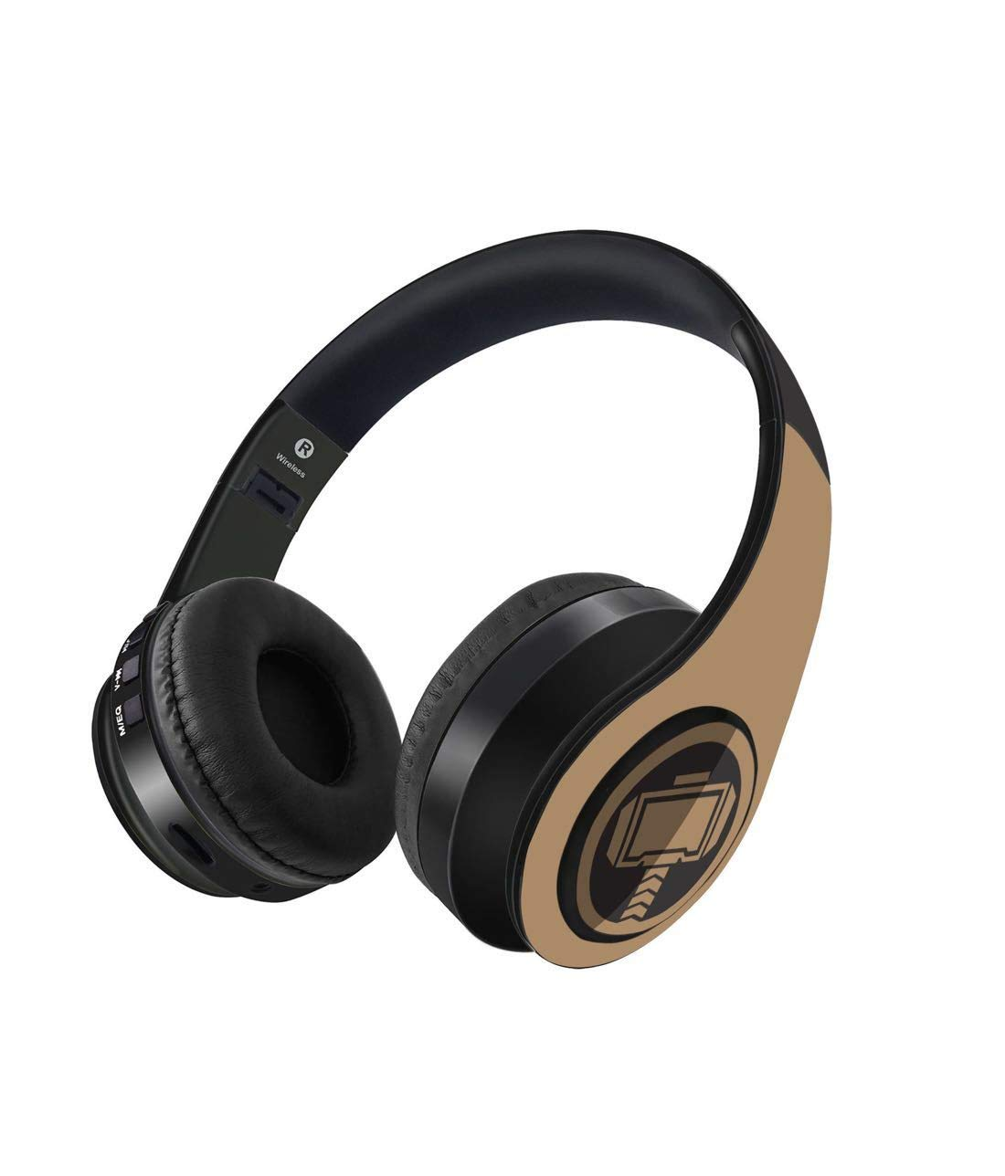Macmerise Iconic Thor Decibel Wireless On Ear Headphones
