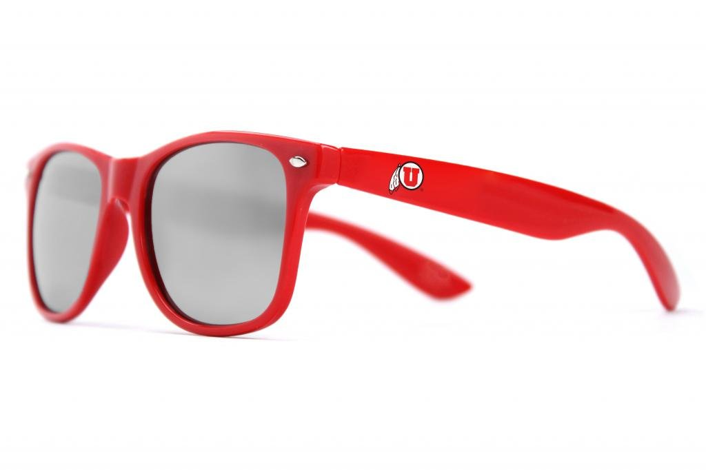 Society43 NCAA Unisex Utah Utes Sunglasses