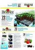 Burpee Home Professional Two Tier Grow Light
