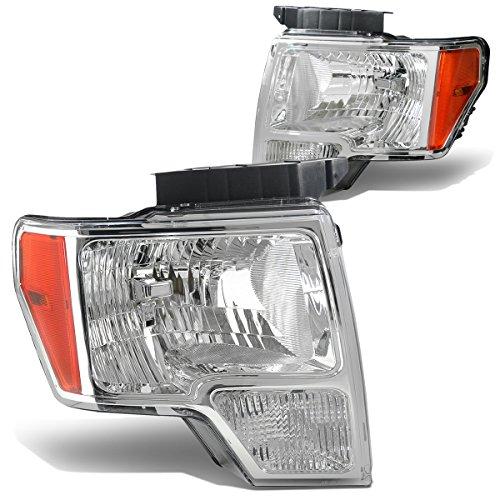 2012 f150 headlight assembly - 3