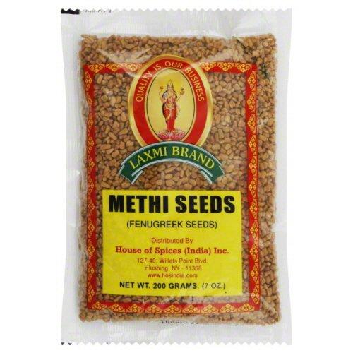 Laxmi Fenugreek / Methi Seeds Bulk Pack - 4lb by Laxmi