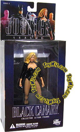 dc direct black canary - 3