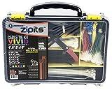 zip ties kit - Cambridge Zipits 700 pc Cable Tie Kit Assortment. BONUS includes Cutting Tool & Reusable Storage Case