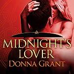 Midnight's Lover: Dark Warriors, Book 2 | Donna Grant