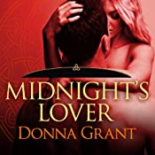 Midnight's Lover: Dark Warriors, Book 2 | Donna Grant