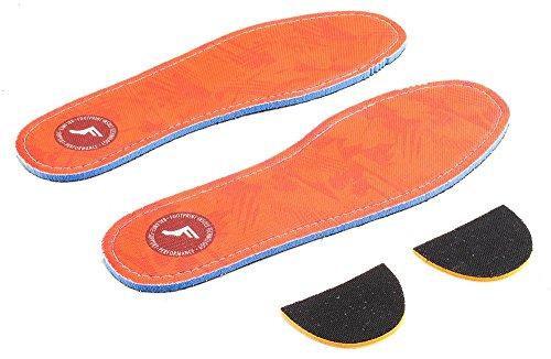 Huella kingfoam soporte de plantillas 5mm rojo camuflaje