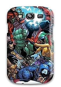 Benailey Case Cover For Galaxy S3 - Retailer Packaging Marvel Protective Case