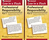 Law in a Flash : Professional Responsibility, Emanuel, Steven, 0735563594
