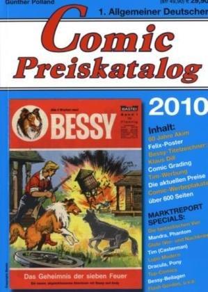 Comicpreiskatalog 2010