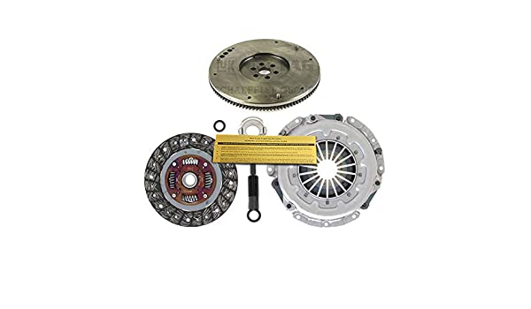 Amazon.com: EXEDY CLUTCH PRO-KIT+ FLYWHEEL fits 86-89 MITSUBISHI MONTERO / DODGE RAIDER 2.6L: Automotive
