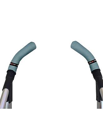 Tris & Ton - Funda cubre asa calcetín universal, funda mango cochecito ¡Distintos diseños!
