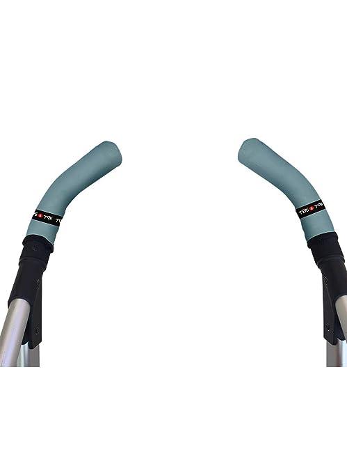 Tris & Ton - Funda cubre asa calcetín universal, funda mango cochecito ¡Distintos diseños
