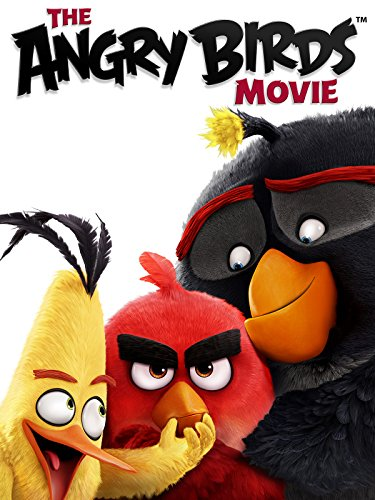 DVD : The Angry Birds Movie (Theatrical)