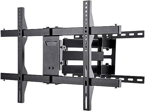 Brazo articulado curvado y plano TV soporte de pared Full Motion Inclinación para 32 – 70 pulgadas LED LCD OLED plasma pantalla monitor hasta 99 Lbs VESA 400 x 600 mm: Amazon.es: Electrónica