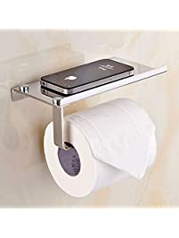 Toilet Paper Holders Amazoncom Kitchen  Bath Fixtures - Japanese toilet paper holder
