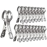 WEBI Clips Clothing Peg Clamp Clothespin Picture