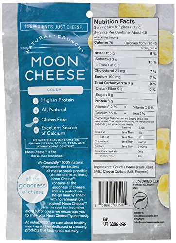 Cello Whisps (2.12oz) and Moon Cheese (2oz) 6 Pack Assortment by Cello (Image #6)
