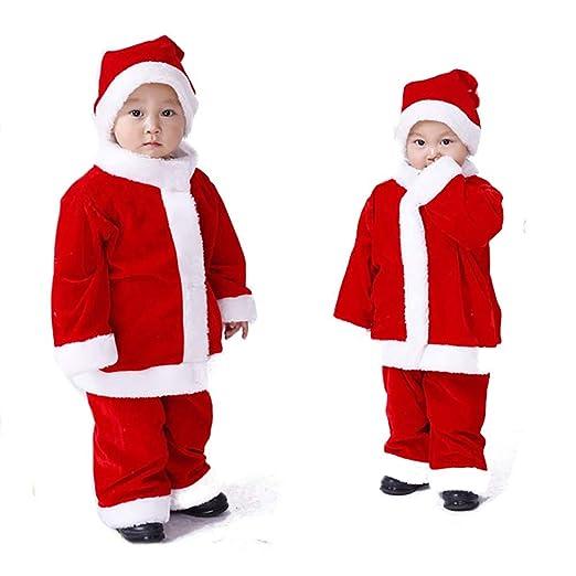 234c4684cc070 Amazon.co.jp: クリスマス衣装 ベビー ロンパース カバーオール 着ぐるみ 赤ちゃん 女の子 男の子 ベビー服 サンタ トナカイ 雪だるま  エルフ コスチューム フード ...