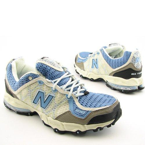 New Balance Womens WT810 Trail Running Shoe Brown/Purple : B Width U4LRlhdD