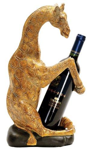 Sterling 91-5628 Giraffe Caddy Wine Holder, 7 by 16-Inch by Sterling