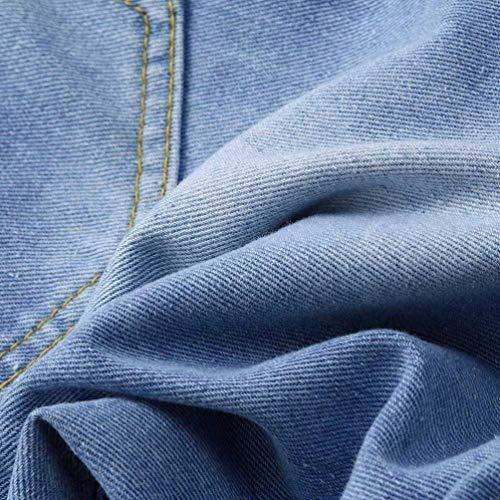 Denim Unique A Matita Outdoor Jeans Donna Blau Allenamento 2018 Skinny Pantaloni Casual Leggings Stlie Slim wBYpxOFq