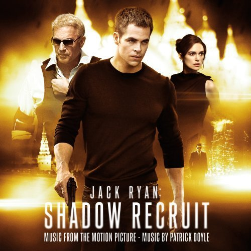 Jack Ryan: Shadow Recruit (Patrick Doyle) by Patrick Doyle (2014)