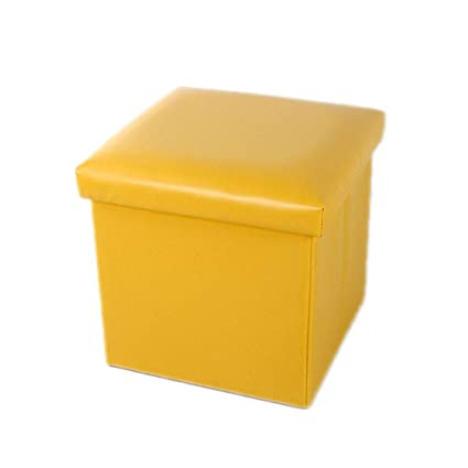 Fabulous Qjfjd Storage Stool Removable Cover Soft Seat Cushion Pdpeps Interior Chair Design Pdpepsorg