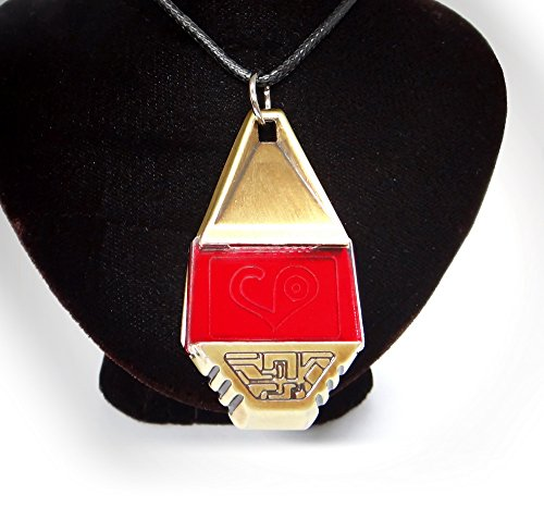 High Quality Metal Digimon Tag with Crest of Love