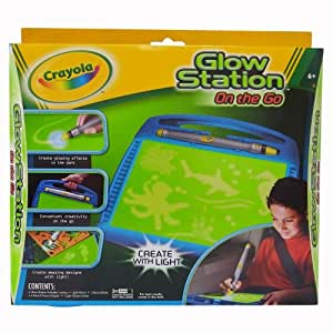 Crayola Glow Station - On-the-Go