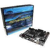 H81 Motherboard Socket LGA1150 (Chipset INTEL H81, DDR3, 2 Dimms DDR3 1600/1333 Max support 16GB, USB 3.0, SATA3.0) - Micro ATX